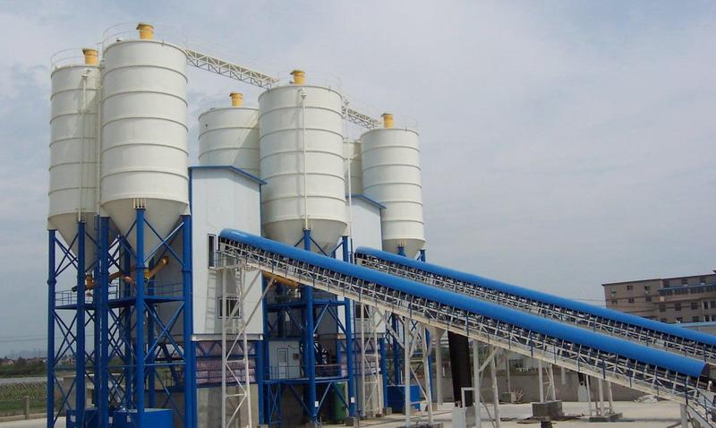 广西屹桂混凝土有限公司年产80万立方米商品混凝土搅拌站项目[竣工验收]